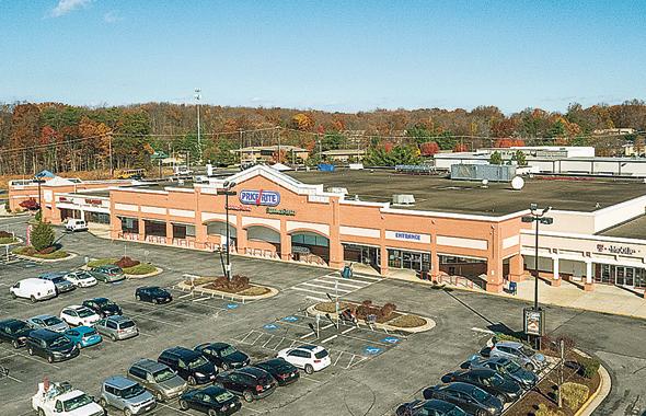 מרכז מסחרי של קליין במדינת וירג