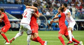 אנגליה נגד טוניסיה , צילום: איי אף פי