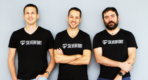 Silverfort's founders. Photo: PR