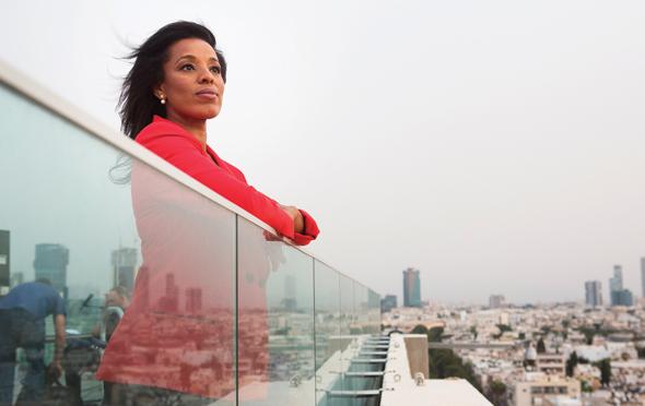 """מהרטה ברו- רון. """"אני כבר שכחתי שהייתי ב'השגריר', אבל אנשים מהקהילה האתיופית לא."""