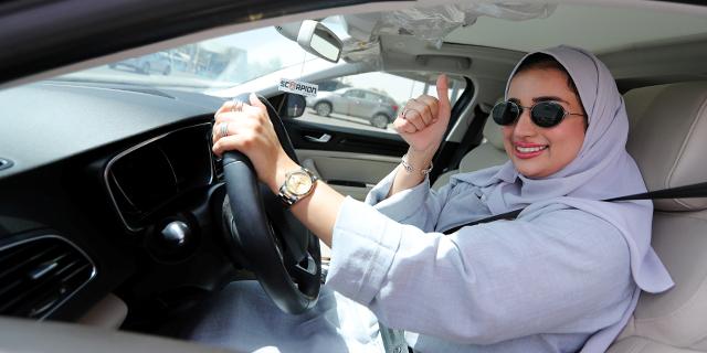 הסיבה האמיתית שבגללה סעודיה מאפשרת לנשים לנהוג
