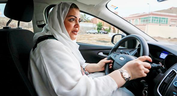 הרפורמות אינן פטור מאנושיות. נהגת סעודית