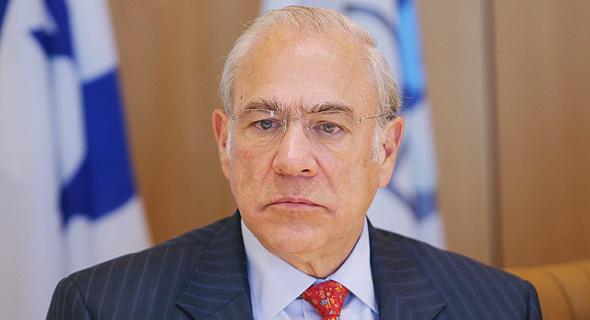 """מזכ""""ל ה-OECD אנחל גורייה"""