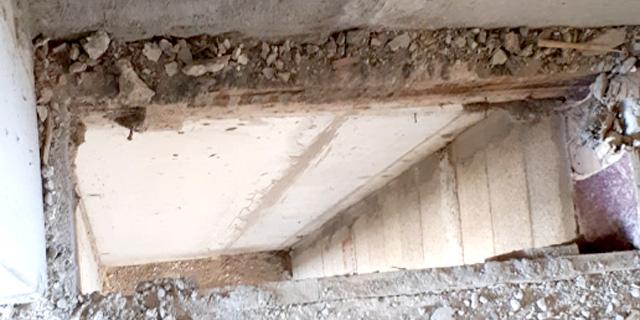 משרד העבודה והרווחה סגר אתר בנייה בנתיבות לאחר שהתגלו בו ליקויים