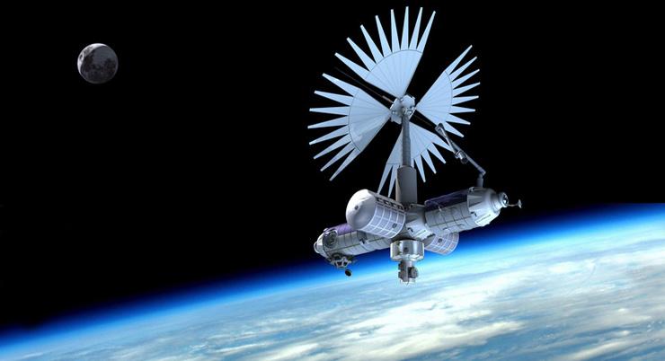 תחנת חלל מסחרית, צילום: Axiom Space