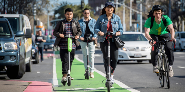 Electric Scooter-Sharing Company Bird Expands to Tel Aviv and Paris