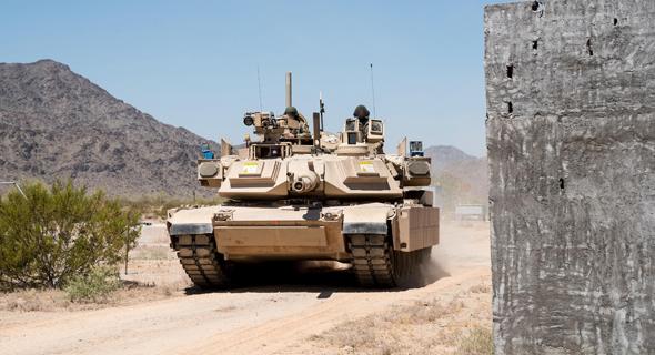 מעיל רוח טרופי הגנה מפני טילים רכב משוריין ו טנקים רפאל, צילום: רפאל
