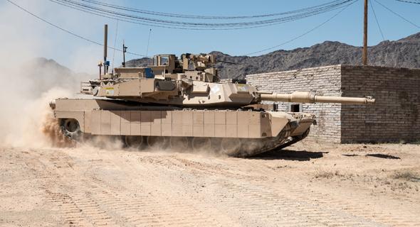 מעיל רוח טרופי הגנה מפני טילים רכב משוריין ו טנקים רפאל 2, צילום: רפאל