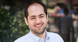 Preempt Security co-founder and CEO Roman Blachman. Photo: PR