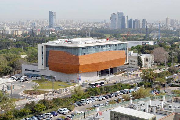 מוזיאון הטבע באוניברסיטת תל אביב
