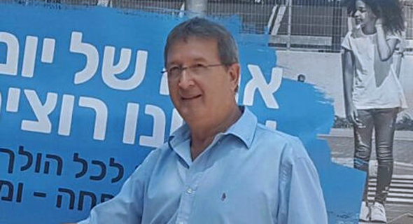 """מנכ""""ל פוינטר אילן גולדשטיין"""