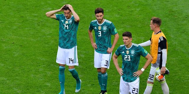 8 הערות על ההדחה הלא כל כך מפתיעה של נבחרת גרמניה