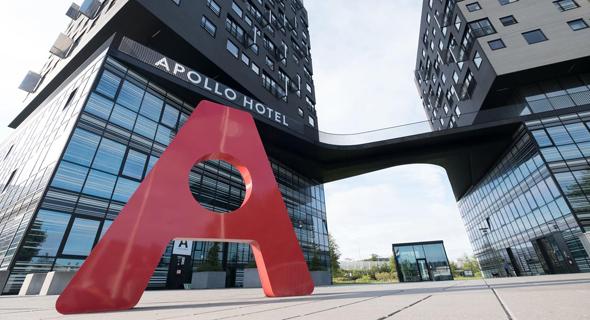 בית מלון אפולו APPOLO הולנד קבוצת פתאל, צילום: דיקלה עברי פרדנוי