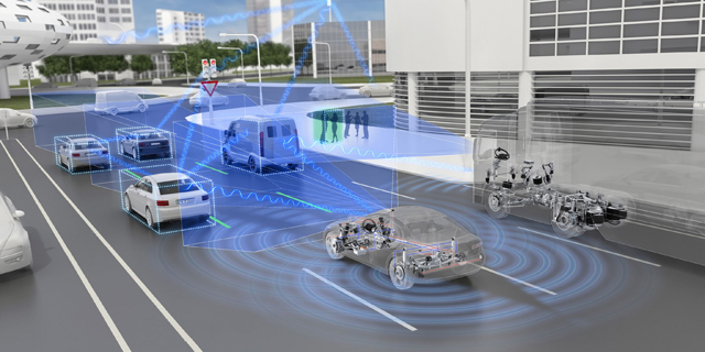 German Automotive Cameras Developer ZF Partners With Mobileye on Car Safety Cameras