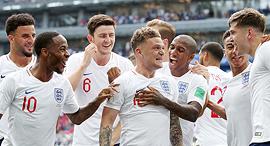 נבחרת אנגליה. הזרים שולטים
