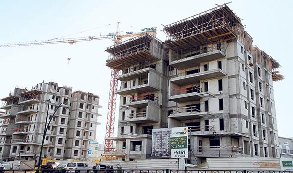 """פרויקט בנייה. שיא תכנוני ב־2018, שהושג בעזרת הותמ""""ל"""