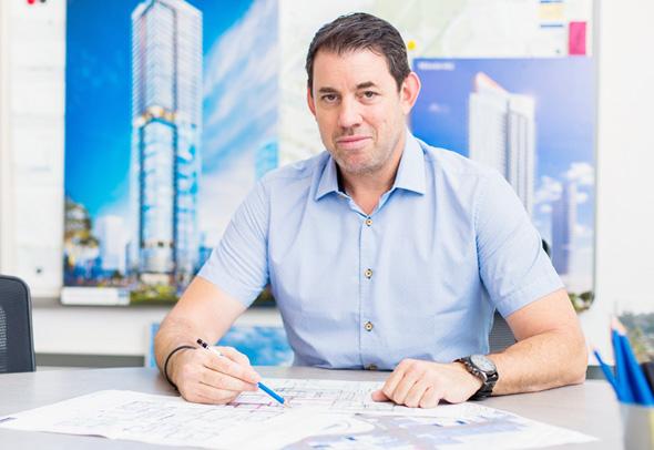 """גיא מילוסלבסקי, מנכ""""ל ובעל משרד מילוסלבסקי אדריכלים"""