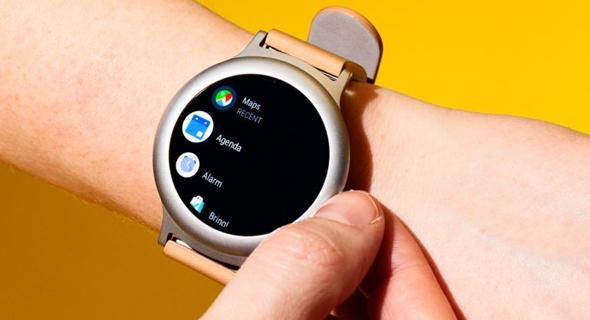 עיצוב קונספט שעון פיקסל גוגל, צילום: Hollis Johnson