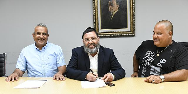 נמל אשדוד: שני ראשי הוועדים לשעבר ינסו להעביר את העובדים להסתדרות הלאומית