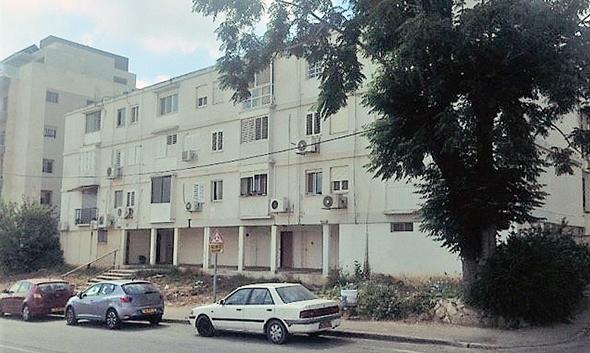 הפרויקט ברחוב דרך שרה 220, זכרון יעקב (לפני)