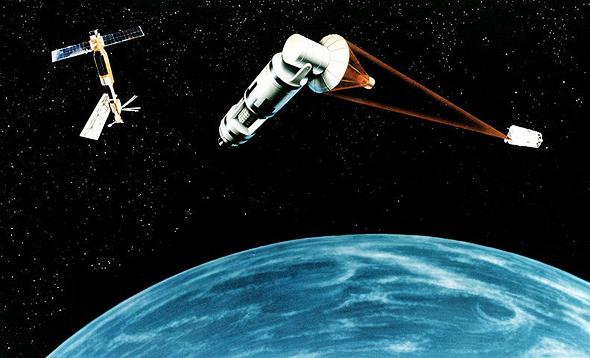 מלחמה בחלל, עיצוב קונספט