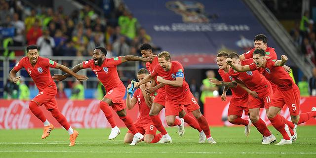 נבחרת אנגליה משכתבת את ההיסטוריה של עצמה
