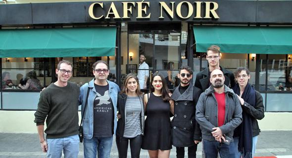 עובדי קפה נואר (ארכיון)