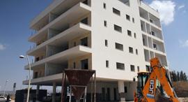 בנייה ב פרוייקט מחיר למשתכן ב עפולה, צילום: זהר שחר