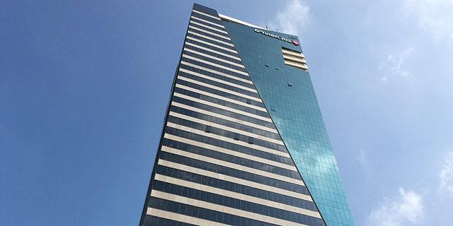 """שוק המשרדים: המגדל בת""""א שהצליח להרוויח מעבודות הרכבת הקלה"""