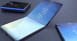 סמארטפון מסך גמיש עיצוב קונספט, צילום: forbes