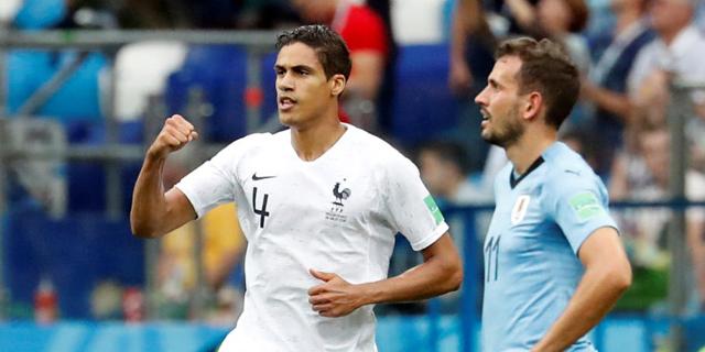 צרפת בחצי הגמר אחרי 0:2 על אורוגוואי
