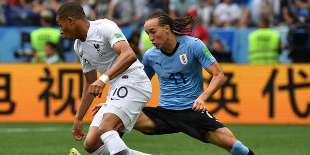 צרפת בחצי הגמר: גריזמן על משקל זידאן ופלאטיני