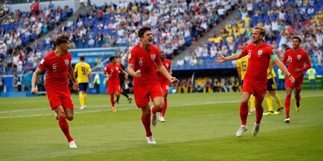 אנגליה בחצי גמר המונדיאל. בזכות ה-NBA וה-NFL