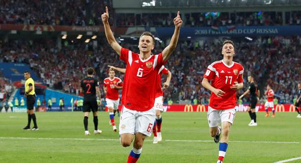 נבחרת קרואטיה, צילום: רויטרס