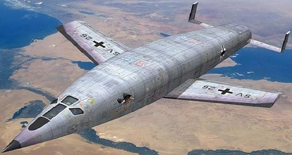 סילברווגל באוויר, צילום: wikistates