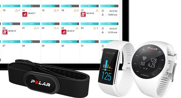 פולאר שעון חכם אפליקציה מיקום פרטיות, צילום: POLAR