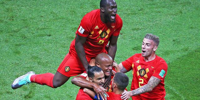 מי את נבחרת בלגיה?