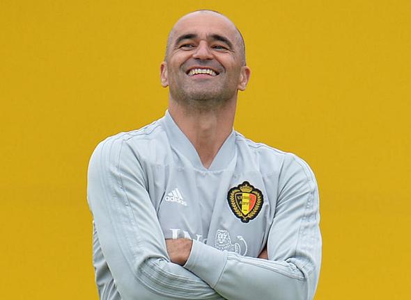 רוברטו מרטינז, מאמן נבחרת בלגיה, צילום: אי פי איי