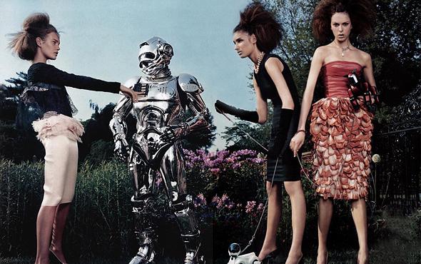 אופנה רובוטית