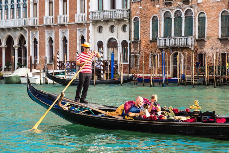 ונציה, איטליה , צילום: שאטרסטוק