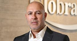 """גדי נצר, מנכ""""ל גלוברנדס, צילום: אוראל כהן"""