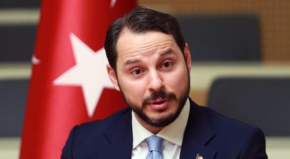 ביראט אלבייראק, שר האוצר החדש והשנוי במחלוקת