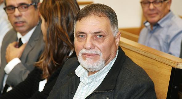 """יהודה בר אור, יו""""ר ארגון נהגי המוניות"""