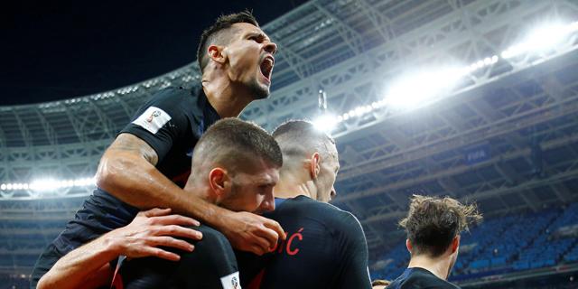 היסטוריה: קרואטיה עלתה לגמר המונדיאל לראשונה בתולדותיה