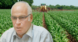 אורי אריאל גידולים חקלאיים, צילום: בלומברג, עומר מסינגר