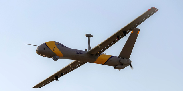 Israeli Aeronautics Company Unveils Military Drone Authorized to Fly Alongside Civilian Manned Aircrafts