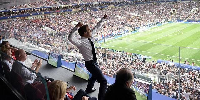 בפעם השנייה בתולדותיה: צרפת אלופת העולם