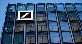 דויטשה בנק פרנקפורט, צילום: בלומברג
