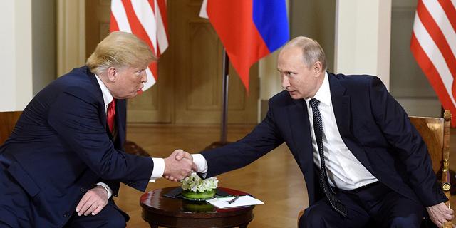 """במקום סנקציות: פוטין רוצה קרטל עם ארה""""ב בשוק הגז"""