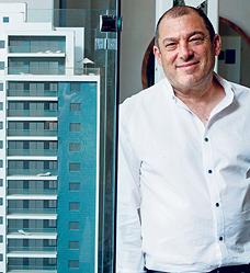 """יוסי פרשקובסקי, מנכ""""ל משותף בחברת פרשקובסקי"""